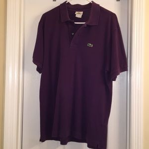 Lucky Lacoste Collared Shirt